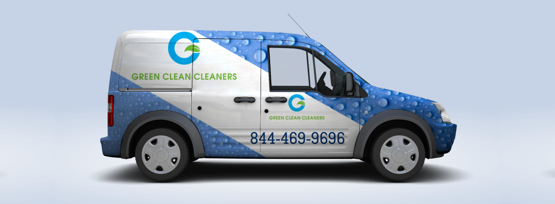 Free Pickup and Delivery Green Clean Cleaners